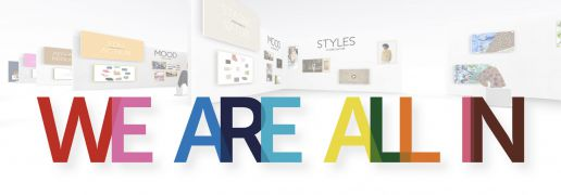 WE ARE ALL IN Digital Trend Space SS 2022